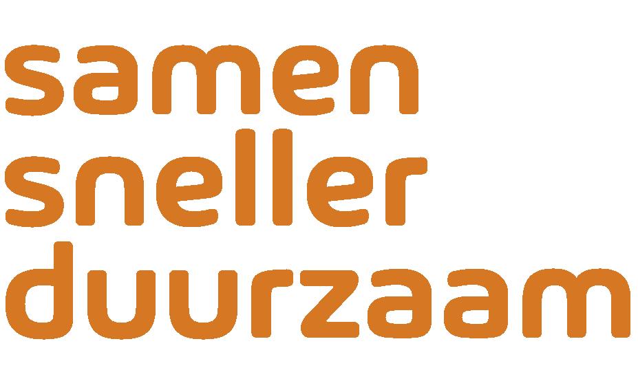 logo samen sneller duurzaam