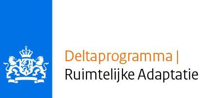logo het Deltaprogramma Ruimtelijke Adaptatie